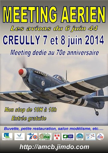 Affiche Creully